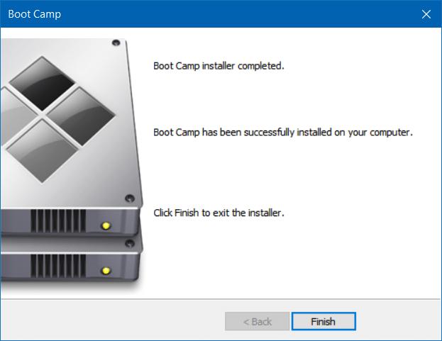 sửa chữa và cập nhật trình điều khiển trại khởi động trong Windows 10 (4)