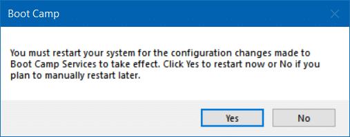 sửa chữa và cập nhật trình điều khiển trại khởi động trong Windows 10 (5)