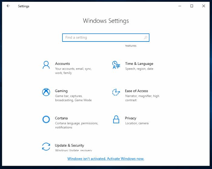 Bạn có thể sử dụng Windows 10 trong bao lâu mà không cần pic1 kích hoạt