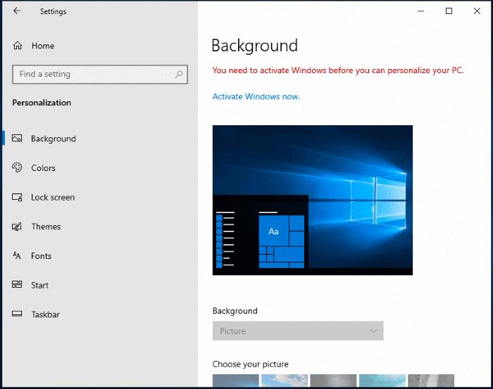 Bạn có thể sử dụng Windows 10 trong bao lâu mà không cần pic3 kích hoạt