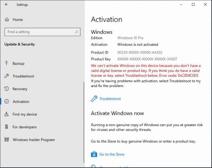 Bạn có thể sử dụng Windows 10 trong bao lâu mà không cần pic2 kích hoạt