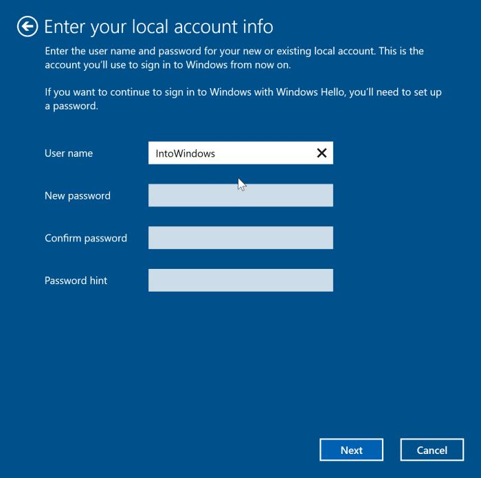 đăng xuất khỏi tài khoản Microsoft trong Windows 10 pic5