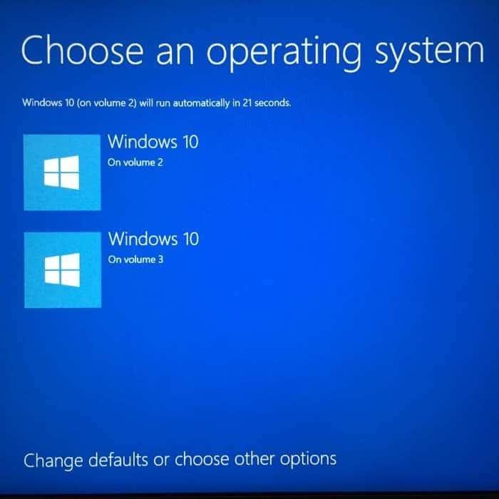 Thay đổi hệ điều hành mặc định Windows 10 pic1 (2)