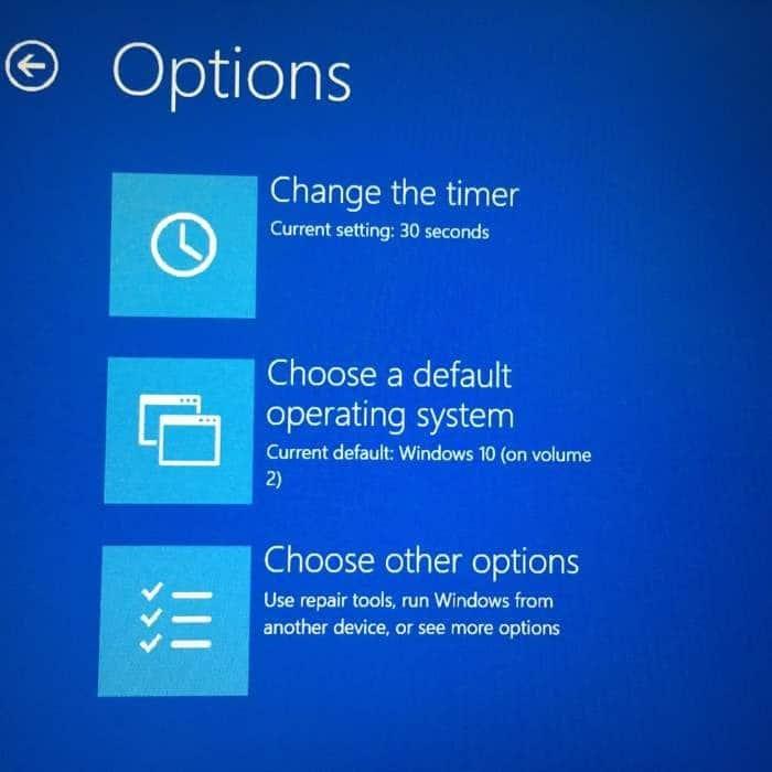 Thay đổi hệ điều hành mặc định Windows 10 pic1 (3)