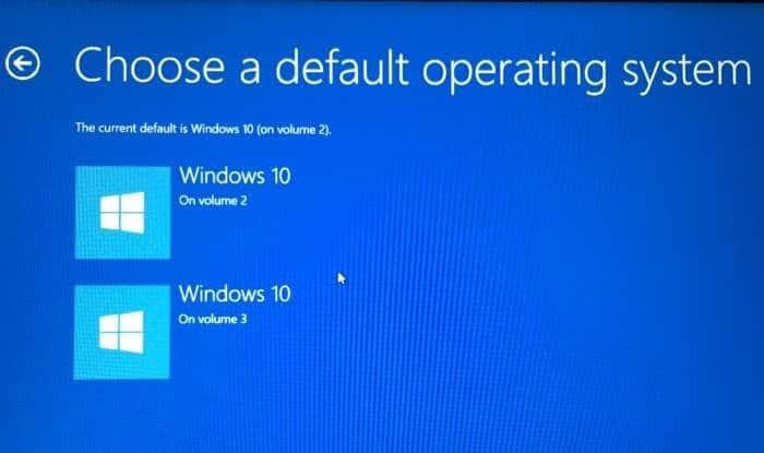 Thay đổi hệ điều hành mặc định Windows 10 pic1 (4)