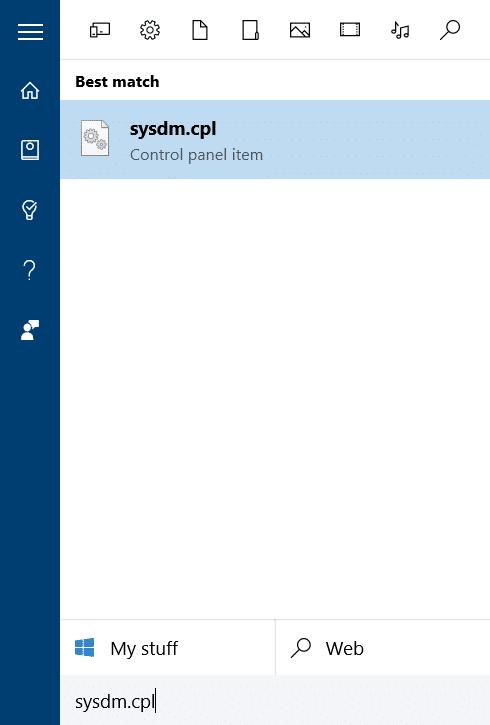 thay đổi hệ điều hành mặc định trong Windows 10 step4