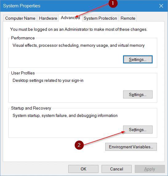thay đổi hệ điều hành mặc định trong Windows 10 step5