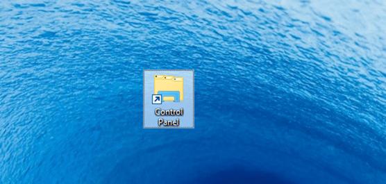 Mở Control Panel Windows 10 step7