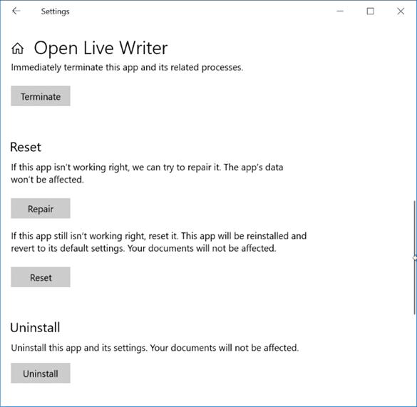 Ứng dụng này không thể mở lỗi pic3