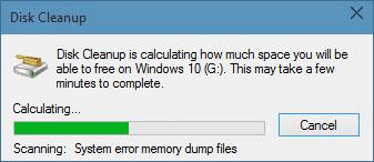 Xóa thư mục Windows.old trong Windows 10 step4