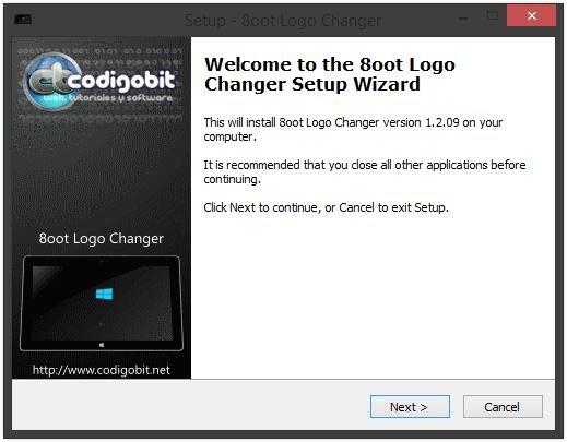 Thay đổi màn hình khởi động Windows 8.1 bước 9