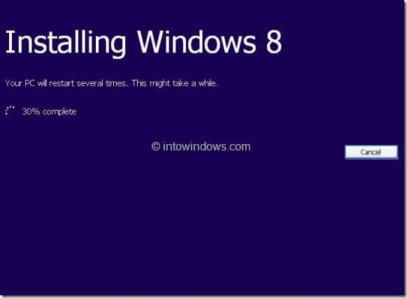 Nâng cấp XP lên Windows 8 Step8