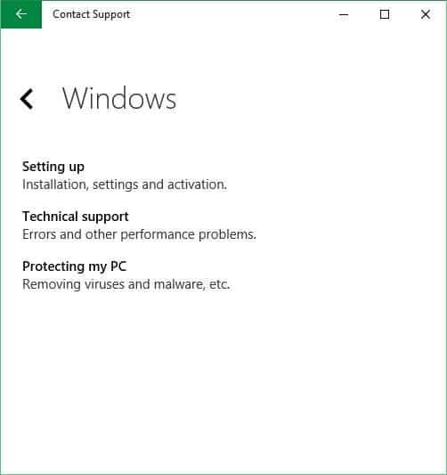 Trò chuyện với Microsoft hỗ trợ Windows 10 picture31