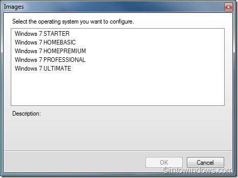 Tích hợp trình điều khiển vào đĩa cài đặt windows 7