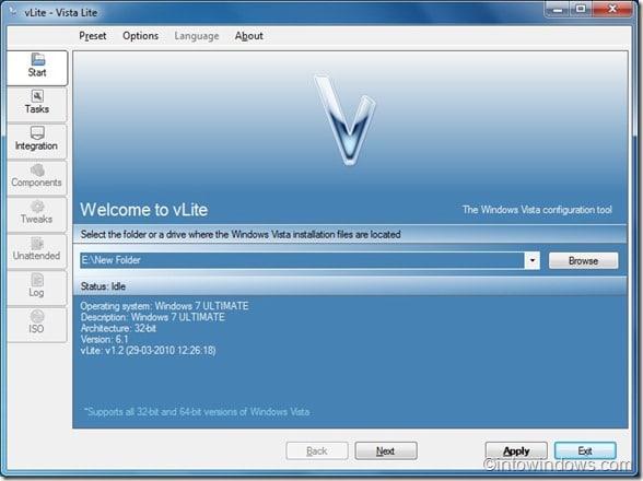 Tích hợp trình điều khiển vào đĩa cài đặt windows 71
