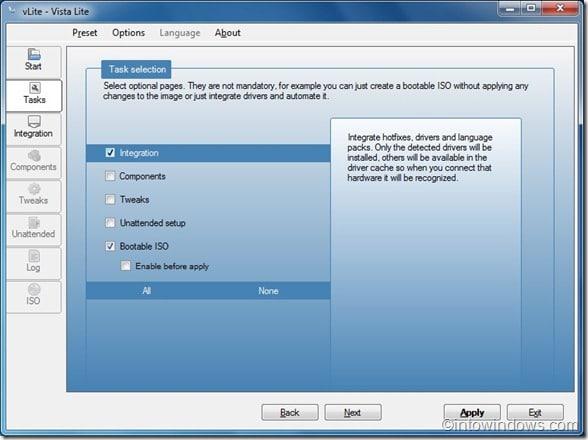Tích hợp trình điều khiển vào đĩa cài đặt windows 73