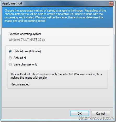 tích hợp trình điều khiển trong cài đặt cài đặt windows 7 iso