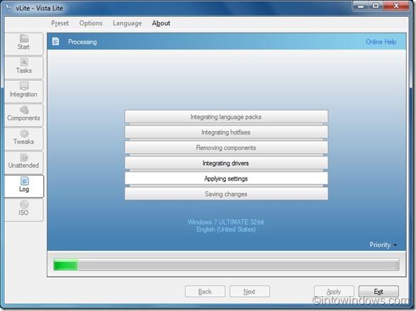 tích hợp trình điều khiển trong dvd cài đặt windows 7