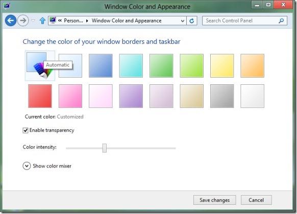Tạo chủ đề Windows 8 Bước 5