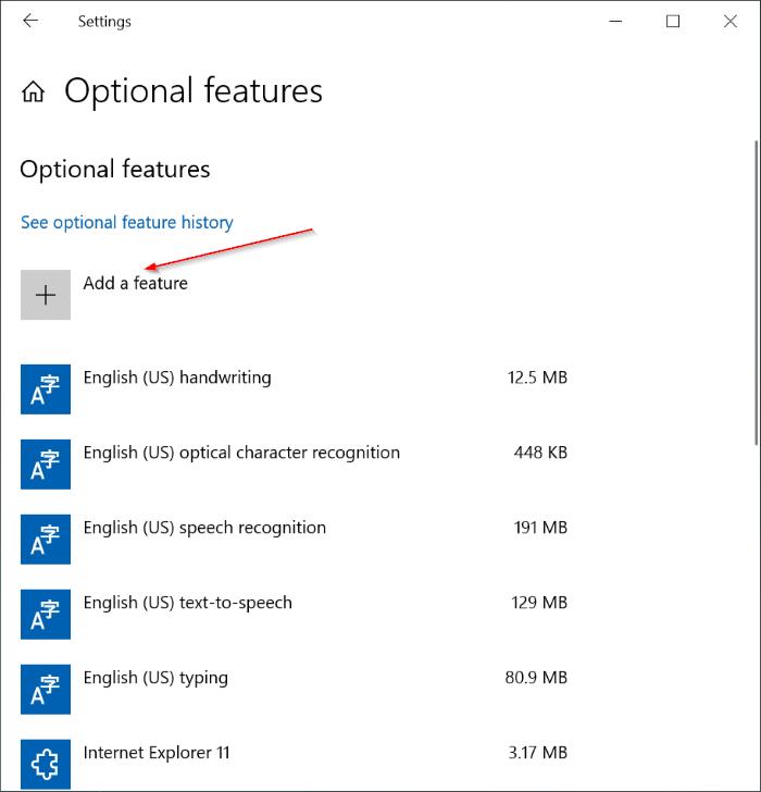 Cài đặt và gỡ cài đặt Paint trong Windows 10 pic3