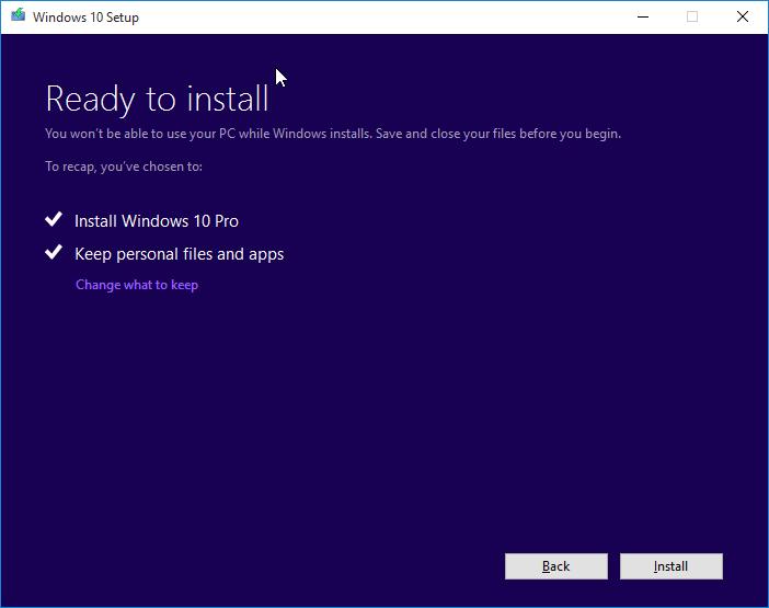 Nhận bản cập nhật kỷ niệm Windows 10 ngay bây giờ pic5