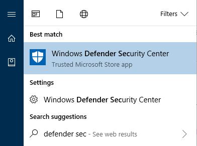 cửa sổ bảo vệ trung tâm an ninh