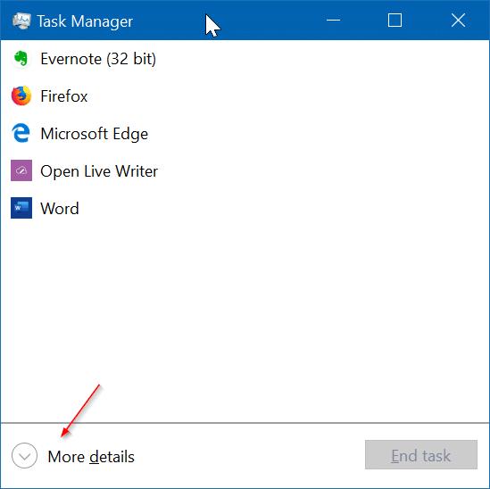 khởi động lại menu Start trong Windows 10 pic2