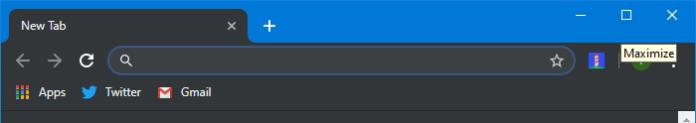 Force Chrome to Always start in Light or Dark mode regardless of Windows 10 app mode setting