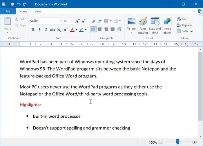 Cài đặt và gỡ cài đặt Paint trong Windows 10 pic001