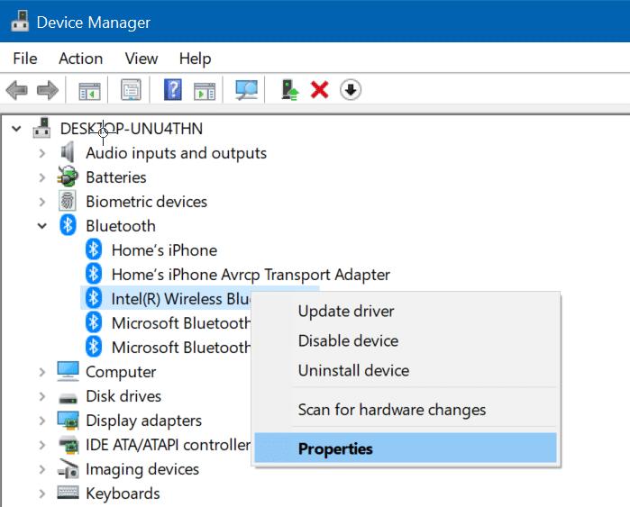 kiểm tra phiên bản bluetooth trong Windows 10 pic2