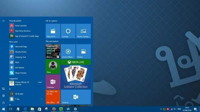 Bản cập nhật kỷ niệm Windows 10