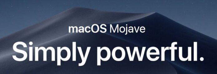 prepare macOS mojave bootable USB on Windows 10