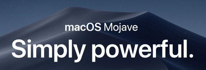 chuẩn bị USB khởi động macOS mojave trên Windows 10