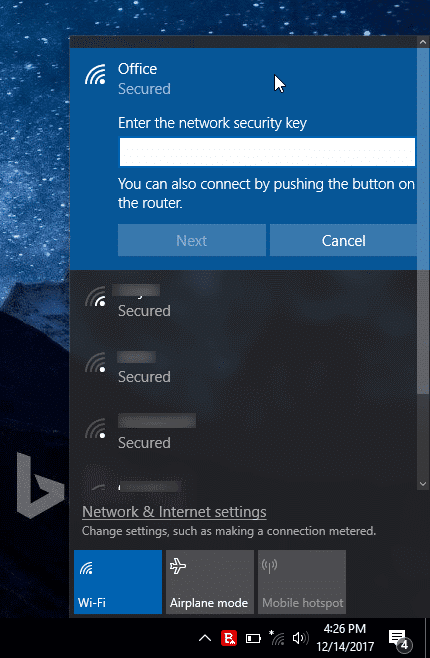 connect Windows 10 PC to Wi-Fi network without entering password pic3.jpg
